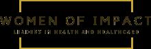 Women of Impact logo