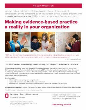 Fuld EBP Immersion Flyer